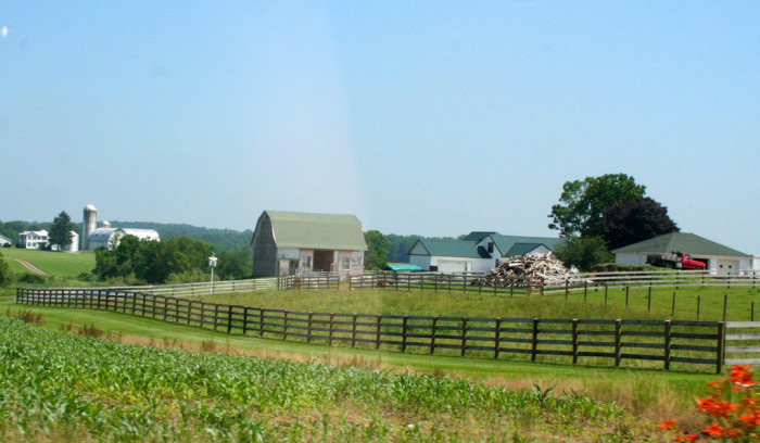 8. Experience Ohio Amish Country.