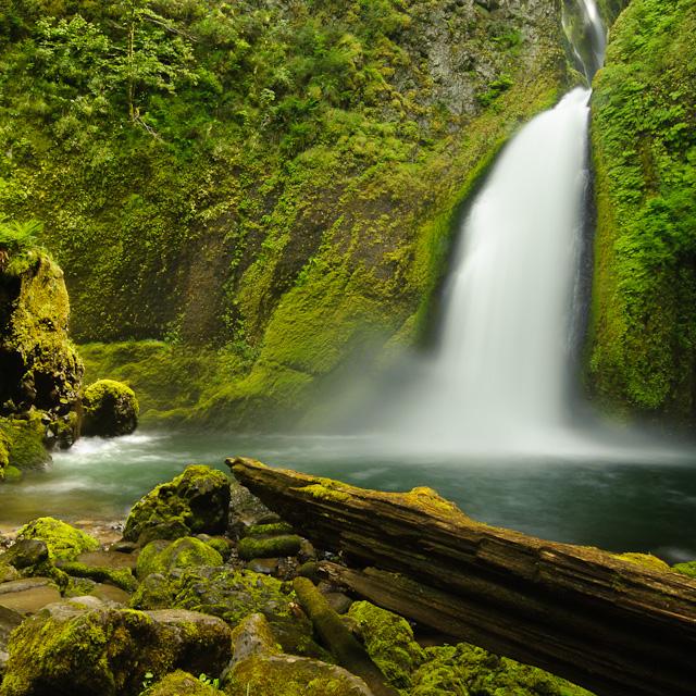 5. Wahclella Falls