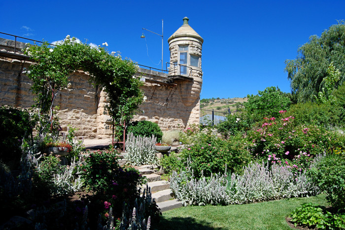 11. Catch a movie or concert at the Boise Botanical Garden.