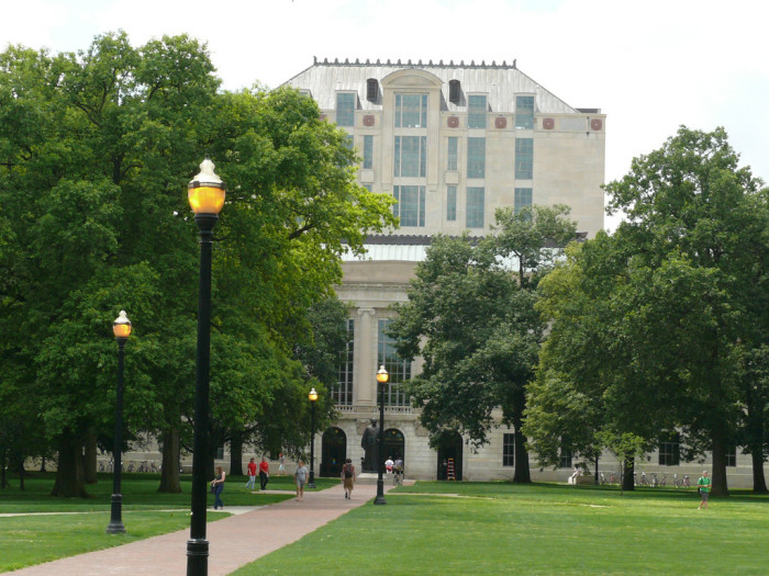 10. Columbus offers top-notch higher education.