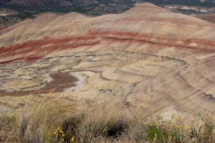 8. Painted Hills.