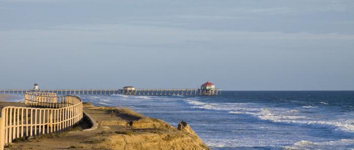 4. Bolsa Chica Beach State Park
