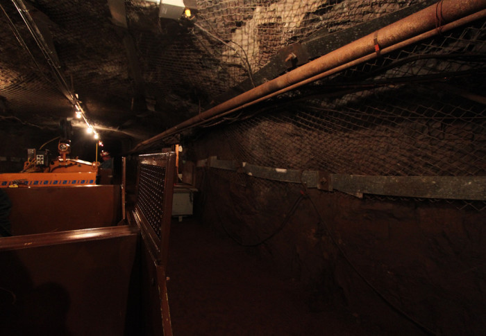 5. You can go 27 stories below the ground in one Minnesota mine.