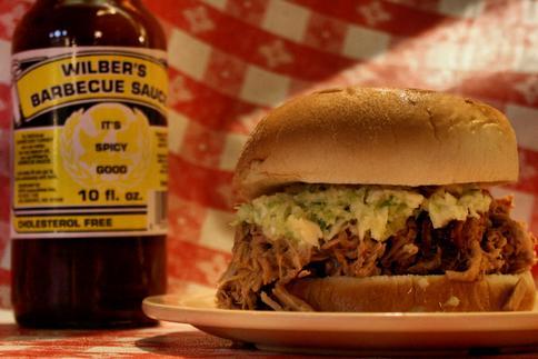 3. Wilber's BBQ, Goldsboro