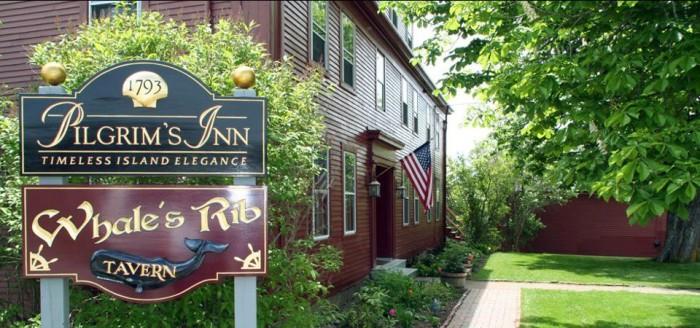 10. Pilgrim's Inn, Deer Isle