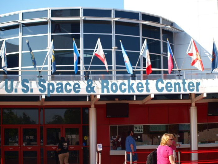 8. Since opening in 1970, an estimated 16 million people have toured the U.S. Space & Rocket Center.