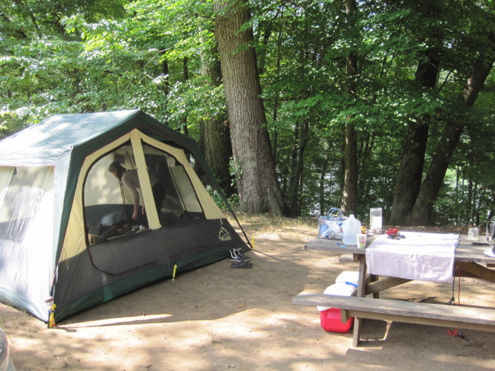 5. Kettletown State Park (Southbury)