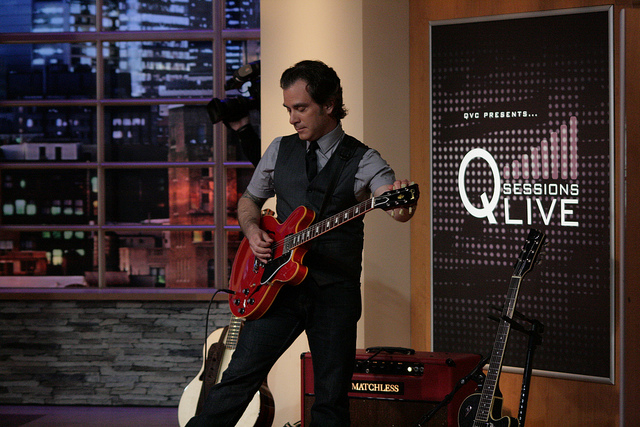 8. The QVC headquarters are also located in West Goshen, which is cool mainly because of the live sessions with musicians that take place there.