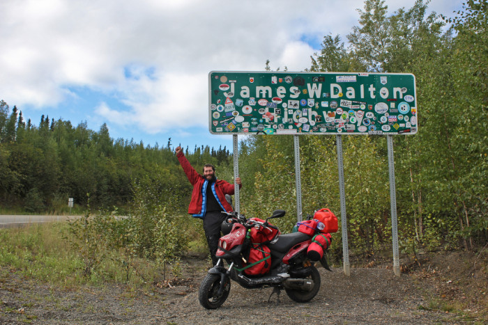Nearest Gas Stations >> Alaska's James Dalton Highway Is The Most Dangerous Road