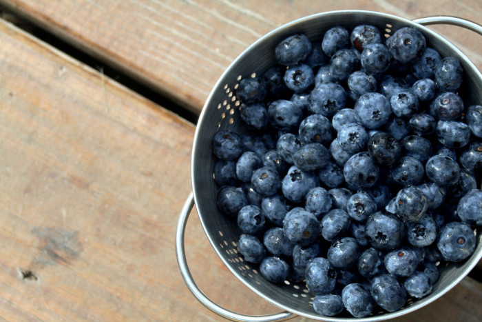 "9. ""Of course Washington state produces more blueberries than us. Their climate is way better."""