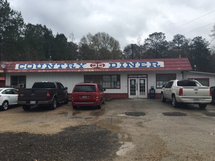 Day 2 Breakfast: Country Diner, Foxworth