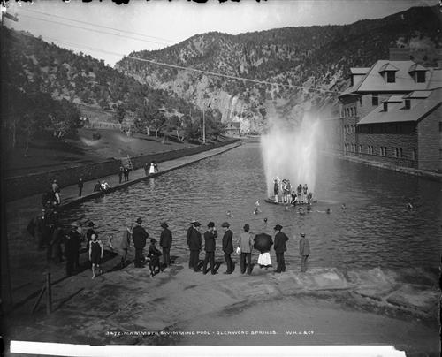 11. Mammoth Swimming Pool, Glenwood Springs