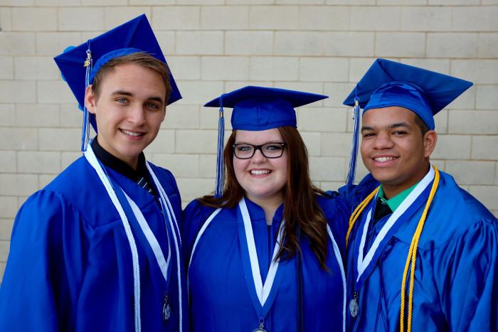5. Graduation rates