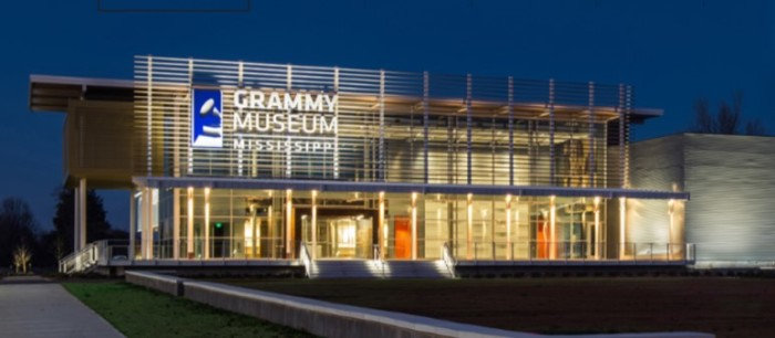 5. Mississippi is home to the only Grammy Museum outside of Los Angeles.