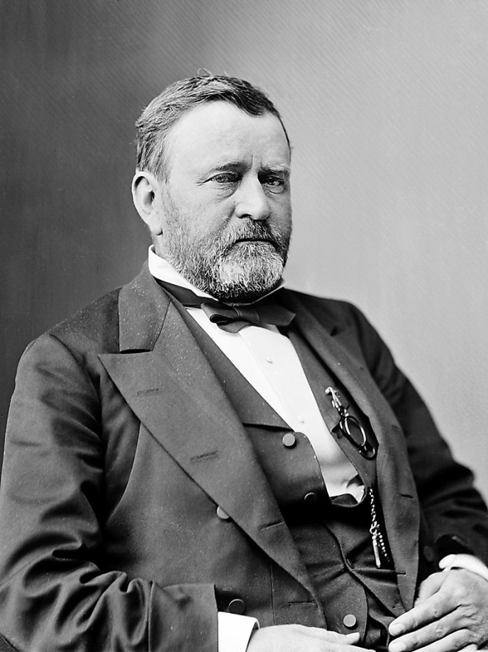 5. Since General Grant believed residents of Jewish decent were running a black market in southern cotton, he ordered the expulsion of all Jews in his military district, which was comprised of Tennessee, Kentucky, and Mississippi.
