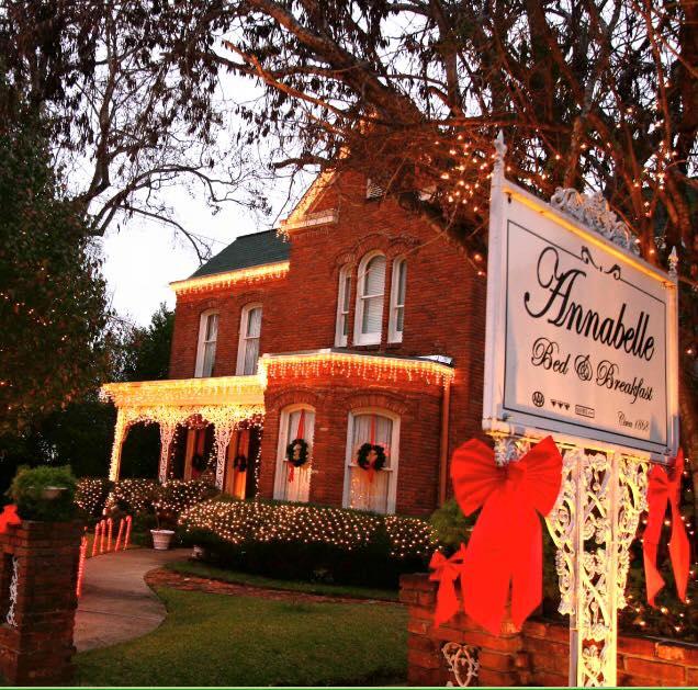 5. Annabelle Bed and Breakfast, Vicksburg