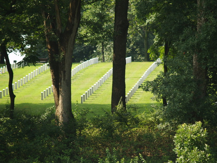 5.Jefferson Barracks and Cemetery, St. Louis