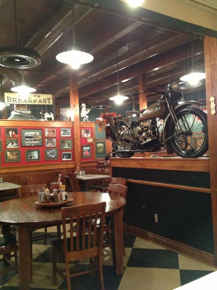 5.2. Corner Cafe, Riverside