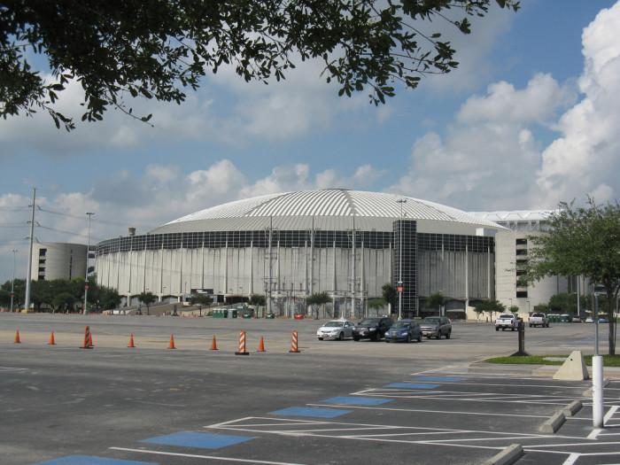 4. Astrodome (Houston)