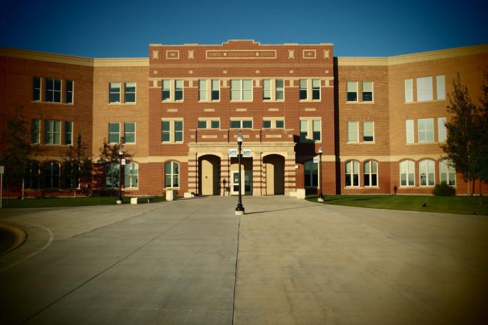 3. Sheridan - Sheridan High School