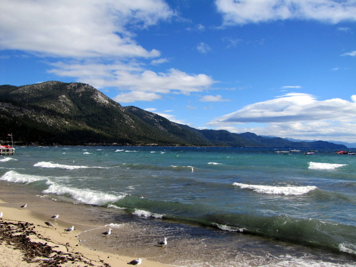 7. Lake Tahoe