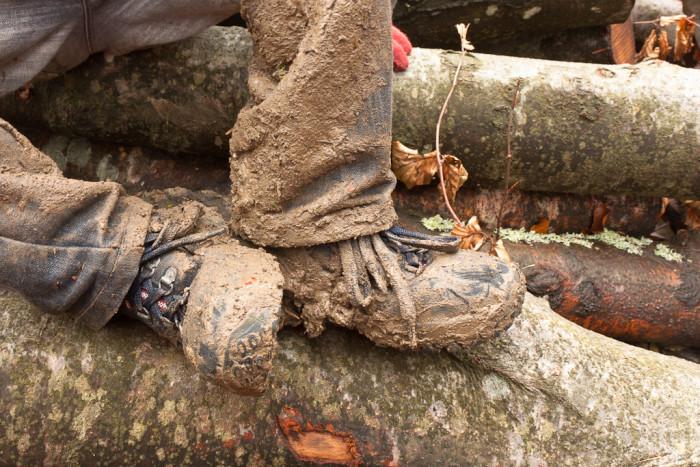 9. Survive a mud season.