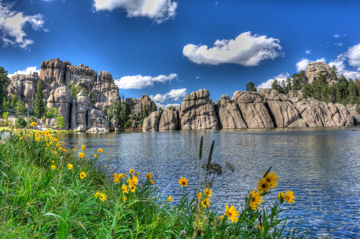 13. Honestly, what's not to miss about the amazing state of South Dakota?