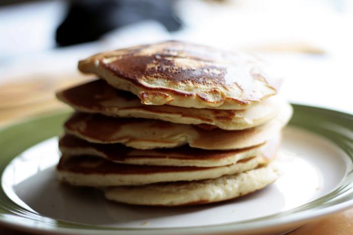 6. Mesquite pancakes