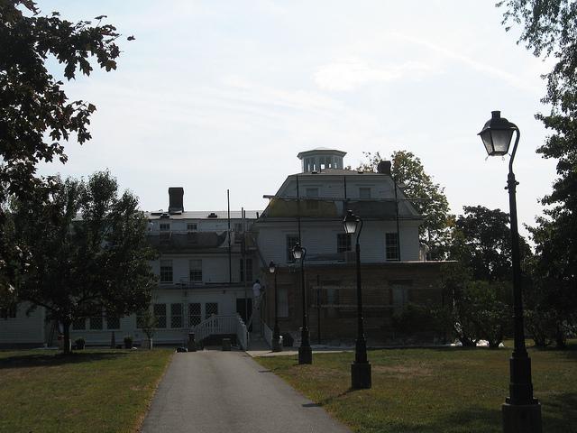 4. Governor Sprague Mansion, Cranston