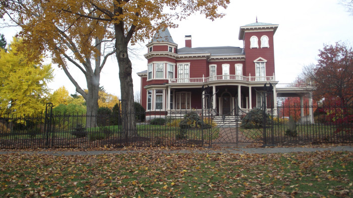 5. Stephen King's House, Bangor