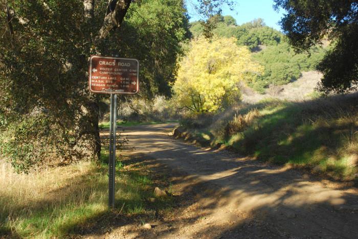2. Malibu Creek State Park