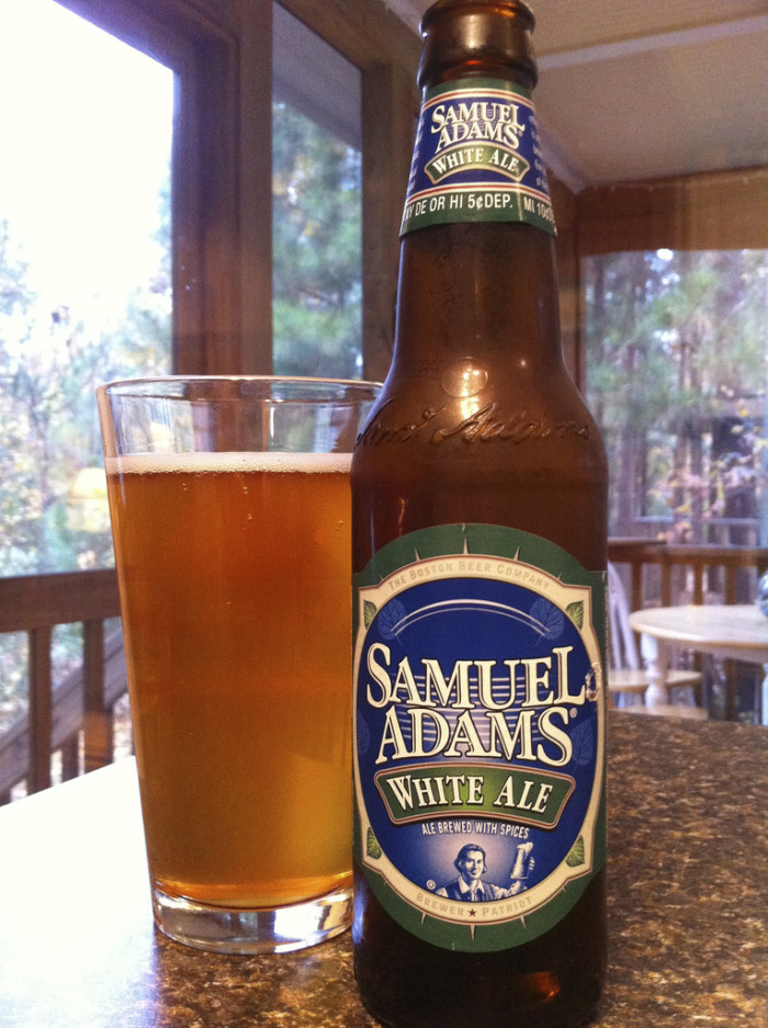 7. While at Cheers, they try to order an out-of-season Sam Adams.