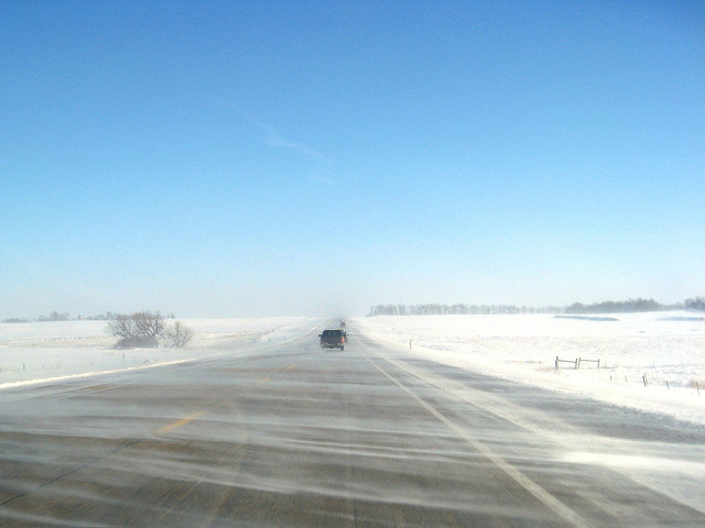 2. And we can drive on the worst winter roads.