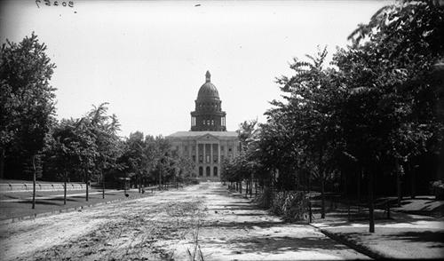 13.) Colorado State Capitol (c. 1880).