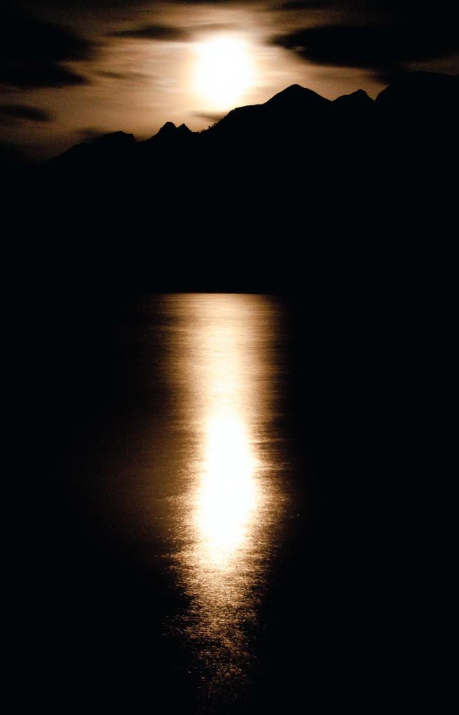 3. Phallic Moonscape, Yellowstone National Park