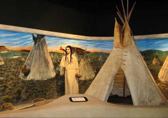 3. El Quartelejo Museum (Scott City)
