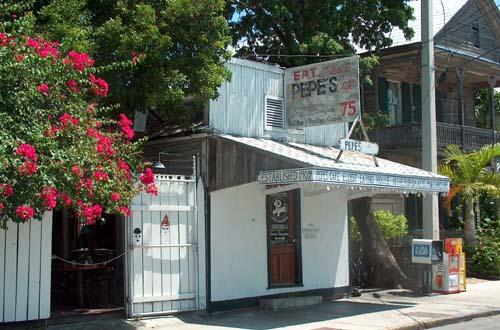 4. Pepe's Cafe, Key West