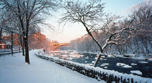 15 Times Snow Transformed Delaware Into the Most Beautiful Scenery