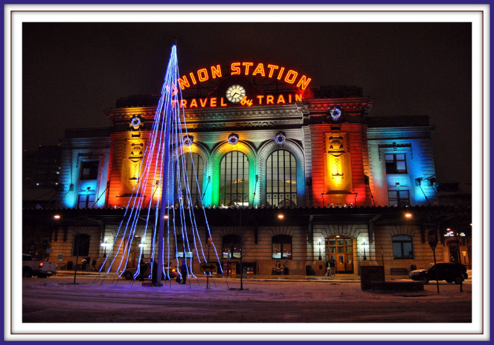 5.) ...and Union Station.