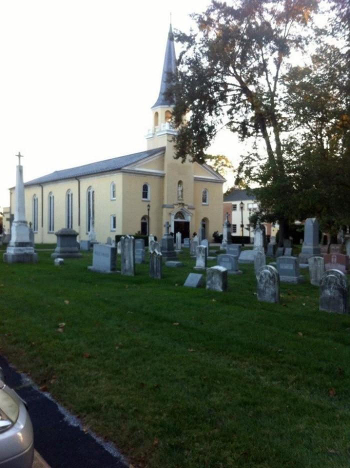 20. St. Joseph's on the Brandywine, Greenville
