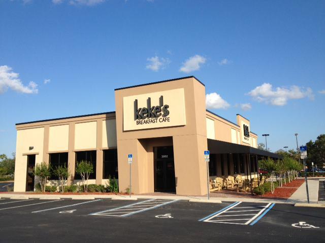 11. Keke's Breakfast Cafe, Central Florida