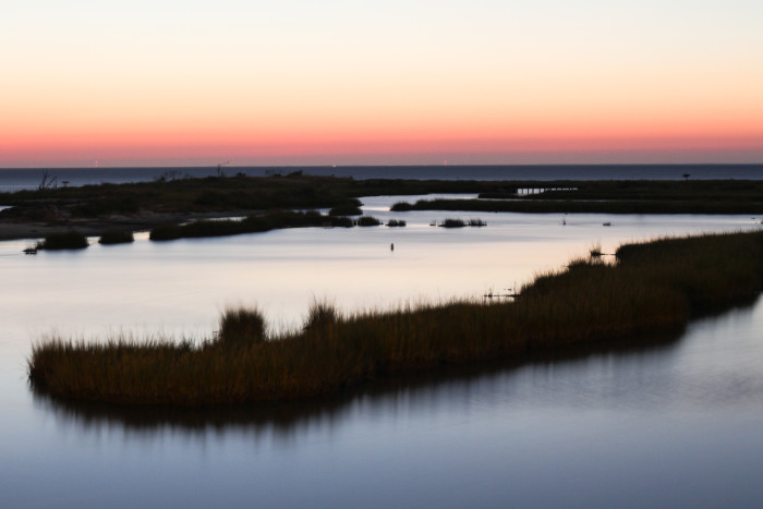 12. Tangier Island at Dusk