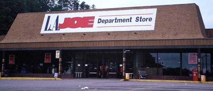 10. LA Joe Department Store