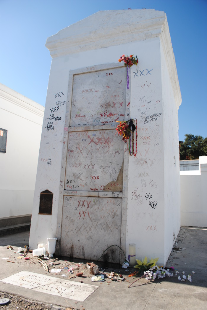 Her daughter, Marie Laveau II took on her mother's role after the first Marie Laveau passed away in 1881.  Even after their passing, her powers lived on in the hearts of New Orleanians.