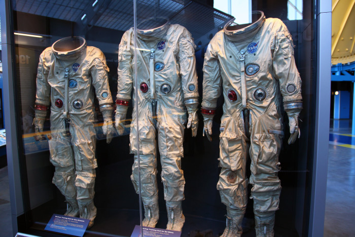 6. This incredible space museum includes more than 1,500 rocketry and space artifacts.