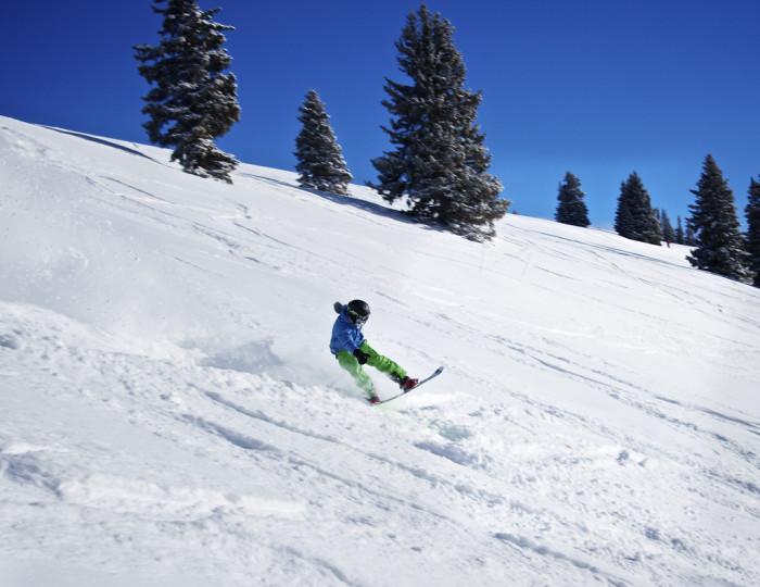 10. ...snowboard...