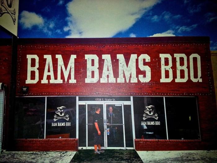 1. Bam Bam's BBQ, Orem