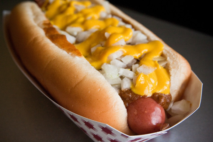 5. Have developed an unnatural craving for coneys.