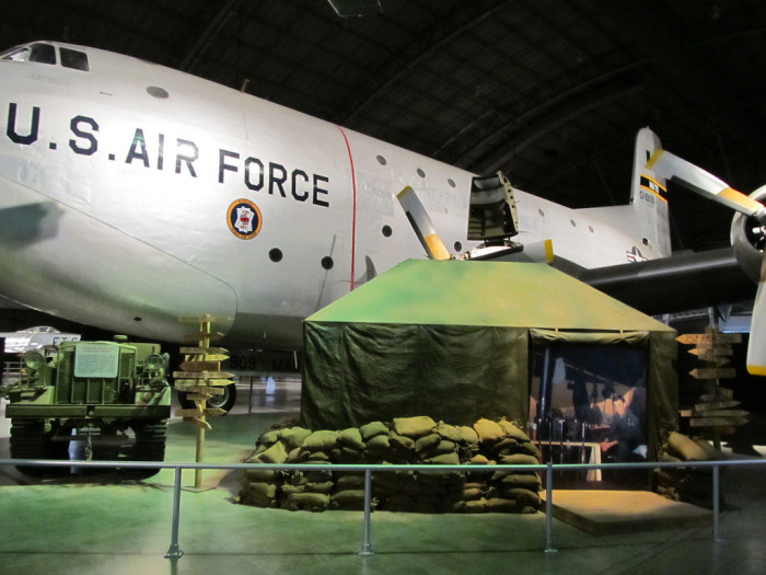 2. United States Air Force Museum (Dayton)