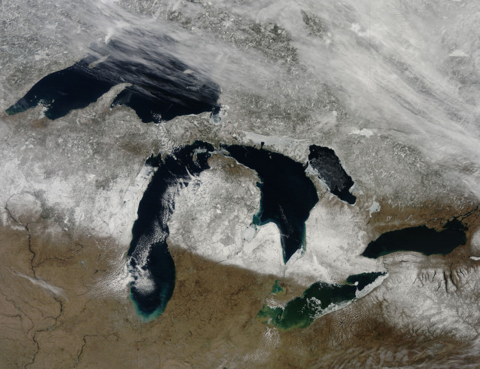 9. As much as you've fantasized about leaving the state, you simply can't separate yourself from the great Mitten.